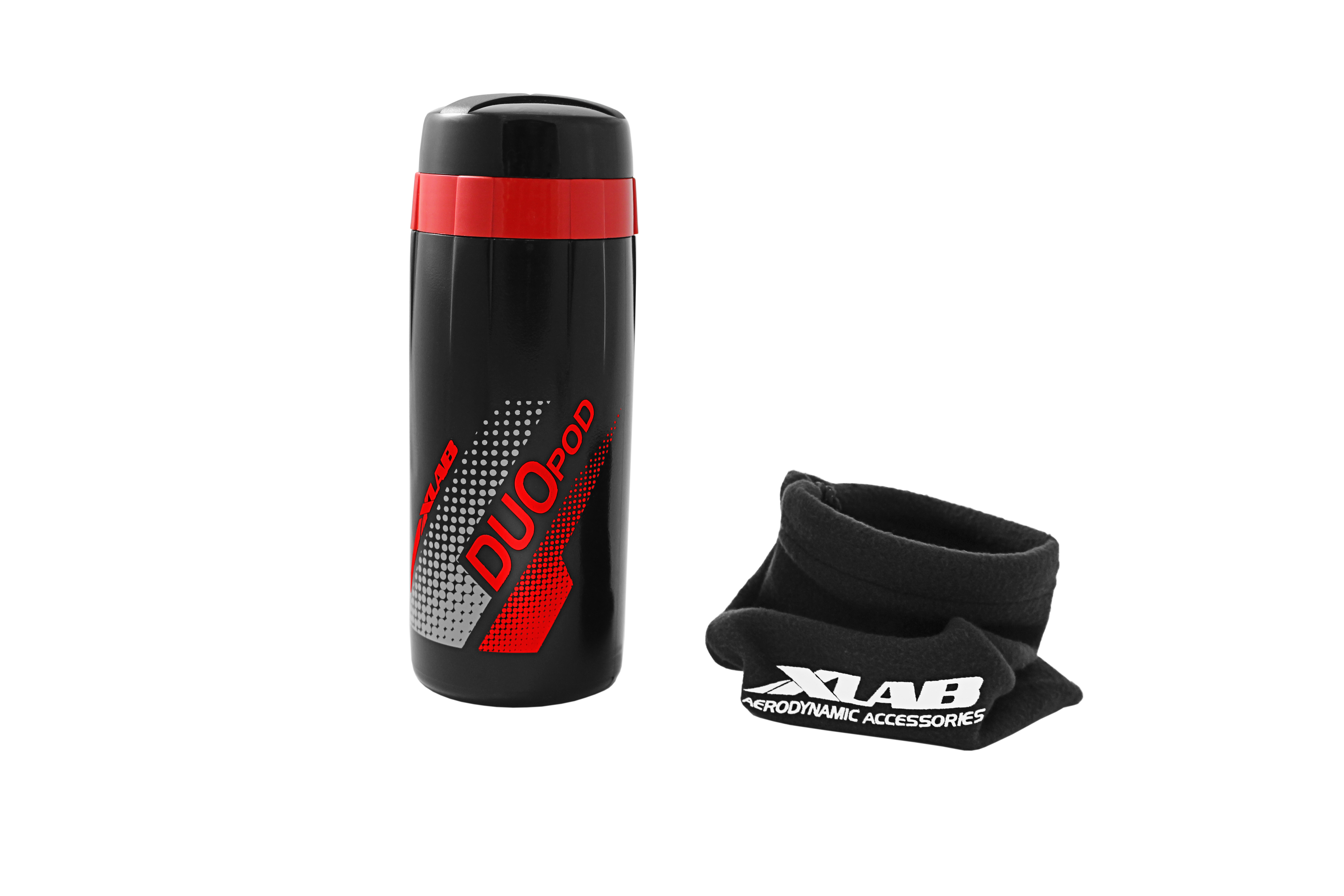XLAB Duo Cage Pod Black//Red
